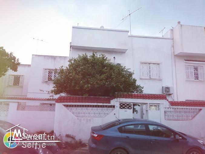 A vendre villa a Manouba centre