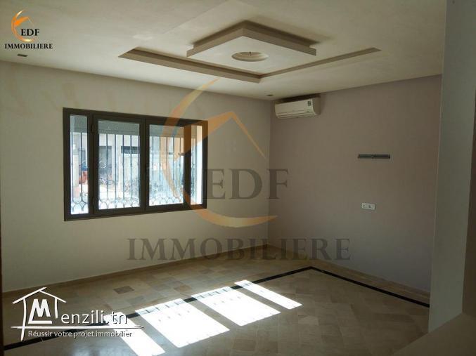 Un appartement de 3 pièces à El Malouf Bizerte