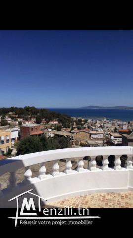 Villa vue mer Tabarka