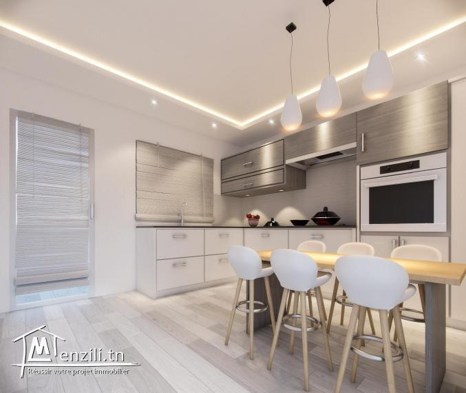 Appartements neuf à La Soukra