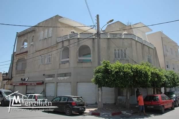 A vendre immeuble à ben arous terrain 354m2