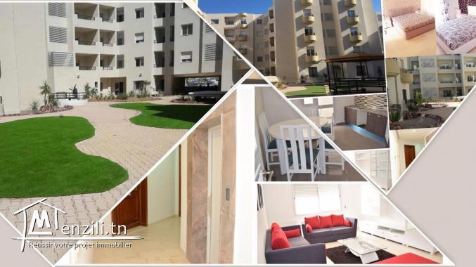 Appartement de 145 m2 à la Nouvelle Medina 3