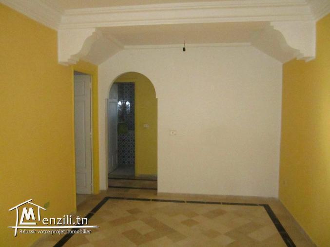 Un duplex à vendre à Borg Ghamez Bizerte