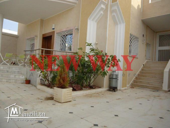 Villa de Plein-pied à Khezema Ouest