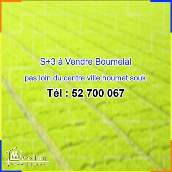 S+3 à vendre