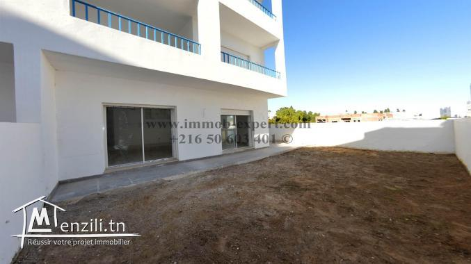 APPARTEMENT Mounir  zone hôtel  sindbed hammamet