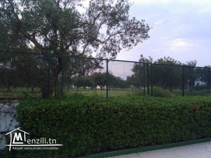 Superbe villa meublè avec piscine à El Kantaoui