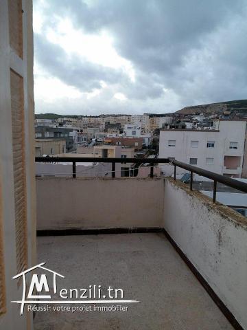 Un Appartement de 3 pièces à El Bhira Bizerte
