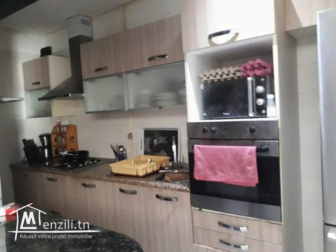 appartement de standing à khzema