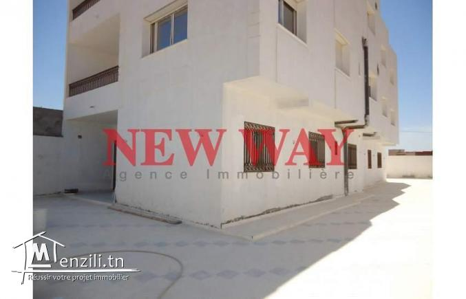 Immeuble de 7 appartements à sidi abdelhmid