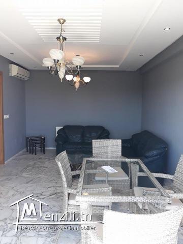Coup De Cœur à Louer Appartement Meublé à Kantaoui