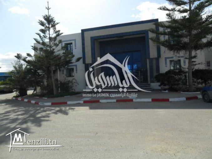 Usine à Sidi Abdelhamid