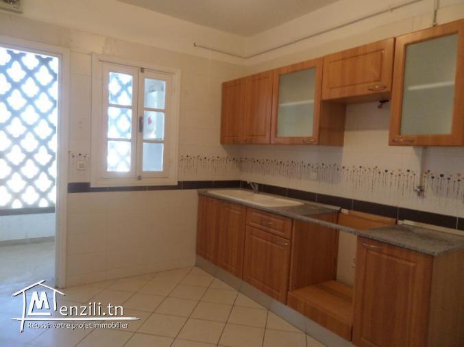 A vendre appartement Cité Ghazella