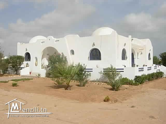Immobilier Djerba location maison