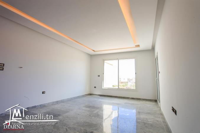 Appartement S2 de 102 m2 à Sahloul 4