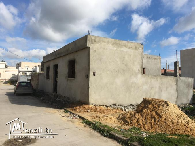 Maison rond point sidi amor raoued