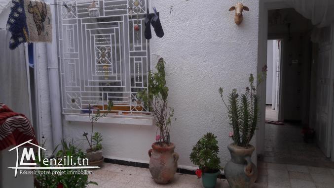 maison située a sidi salem