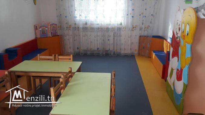 Garderie & Jardin d'enfants