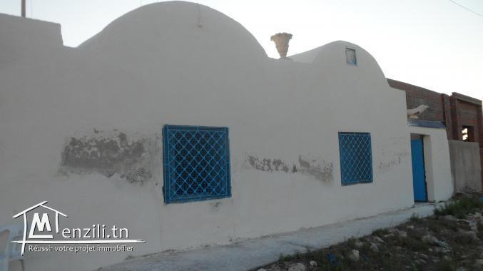 maison sur la route de mahdia