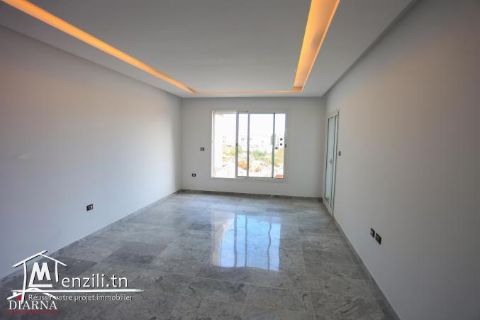 Appartement S+2 de 114 m² à Sahloul 4