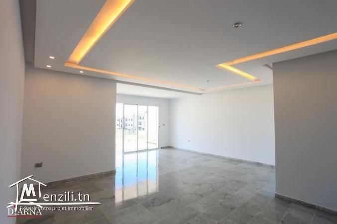 Appartement S+3 de 183 m² à Sahloul 4
