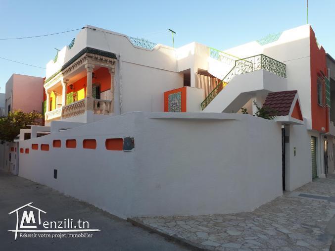 Villa 2 niveaux