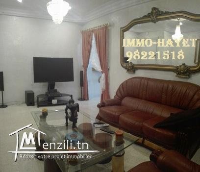Appartement au rdc à Mourouj 5