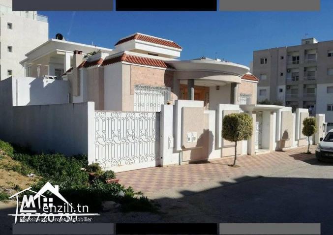 villa à vendre jardin d'el menzah 2