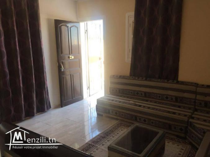 appartement S1  meublés à Djerba Houmt Souk