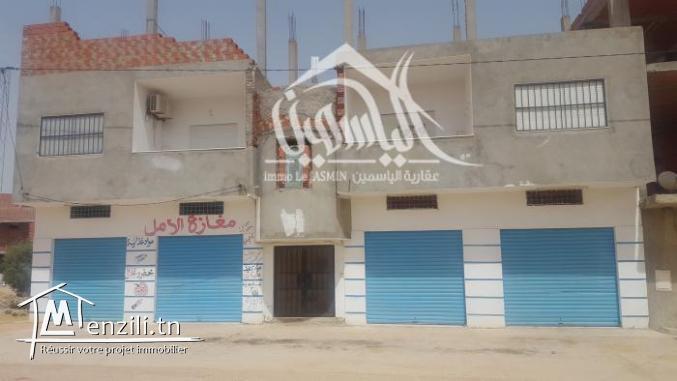 Grande Maison avec Deux garages à Sahloul