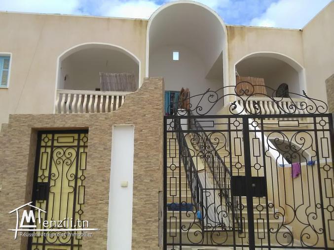 étage de villa à houmt ezawiya houmt souk