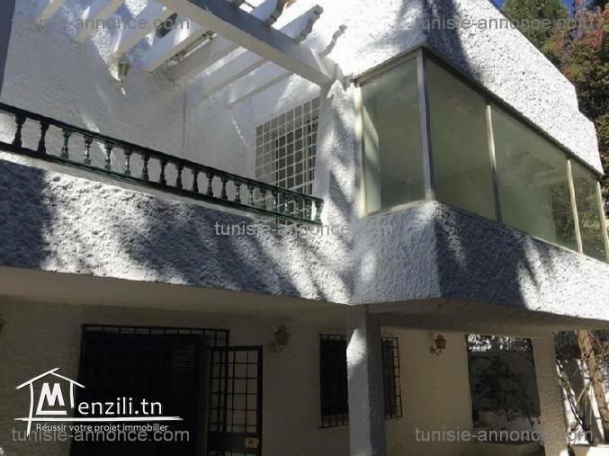 Maison villa habitation ou bureau menzah ariana menzah menzili tn