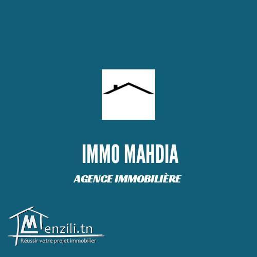 À Vendre - résidence - Salakta Mahdia