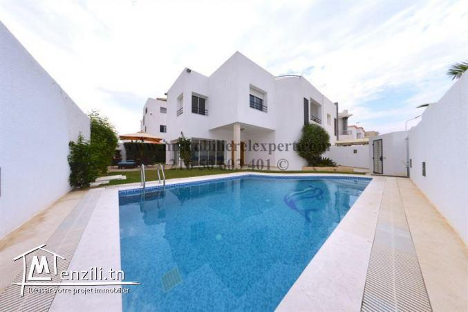 villa de luxe rahma Yasmine Hamammet