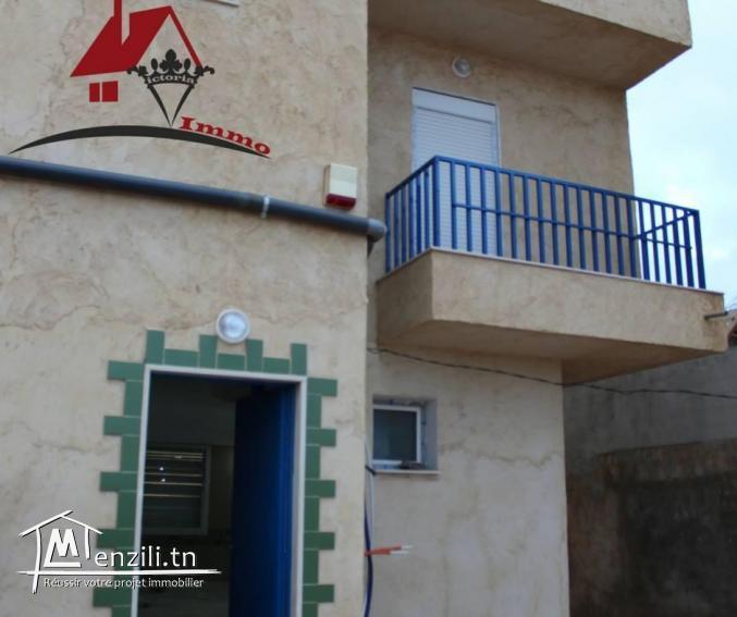 un duplex haut standing à El Haouaria