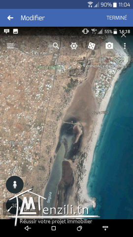Terrain  a Djerba