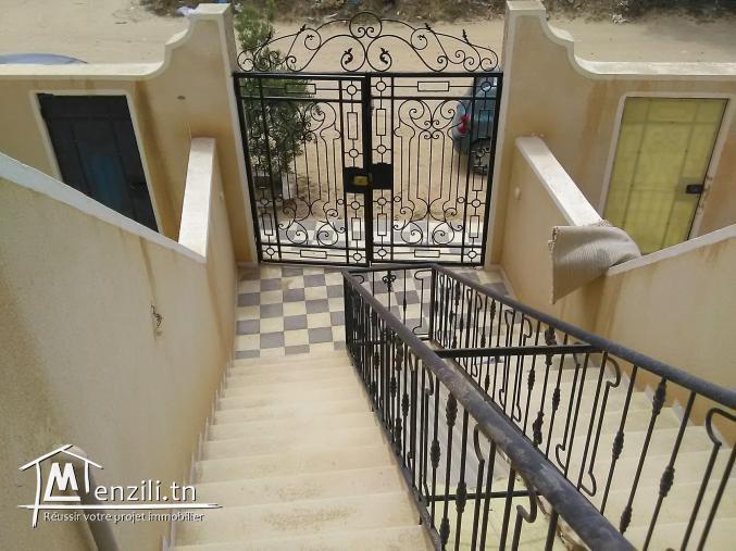 etage de villa à houmt souk