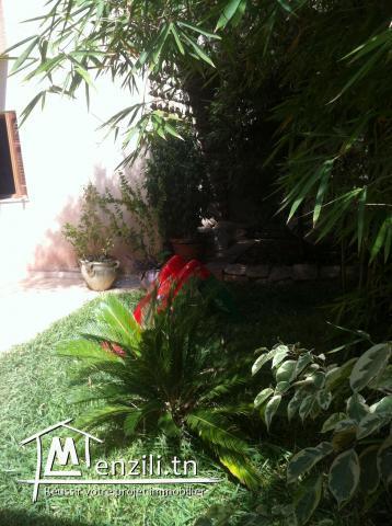 Rez-de-jardin à Ennasr