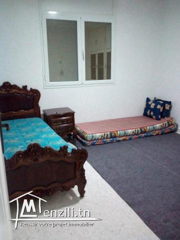 apparemment meublé 40m2 شقة مؤثثة جديدة للطلبة او عملة
