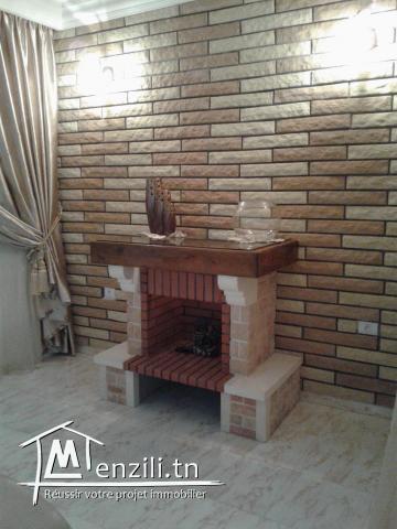A vendre villa à Sahloul 1 composée de 2 habitations ( RDC + Duplex )