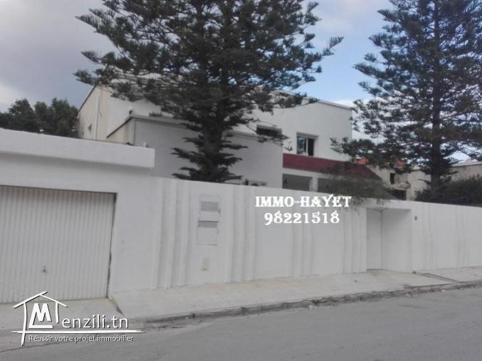 Belle villa à Mourouj 4