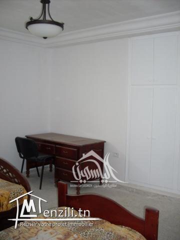 Belle Villa avec 3 Studios à Sahloul