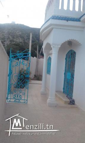 Villa bizert vue sur mer