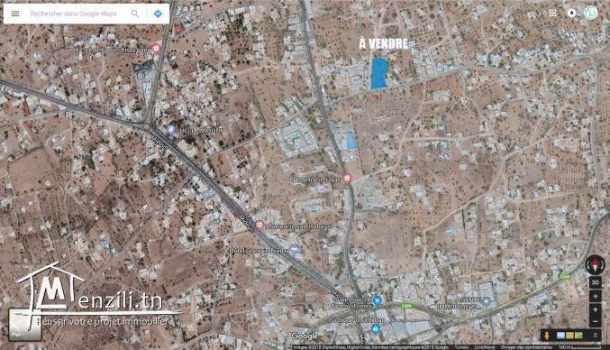 tarrains a Midoun Djerba