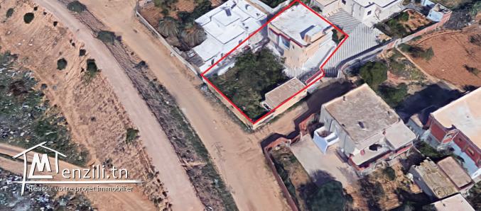A vendre Villa à Sfax Route Menzel Chaker km 5.5