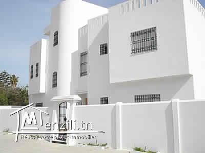 Maison à vendre Sousse Tunisie