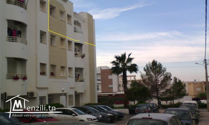 A vendre Appartement S+3 à Bel air Boumhall
