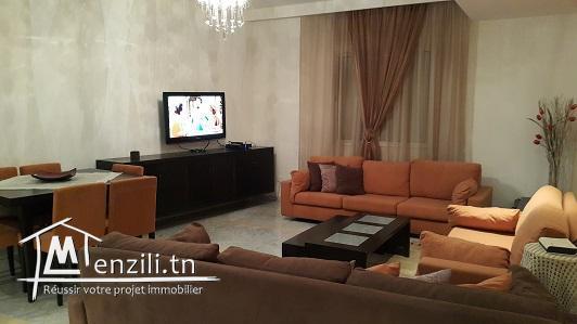 A louer appartement haut standing à el Menzeh 9