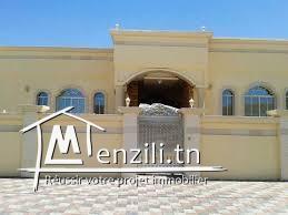 Maison à Tunis