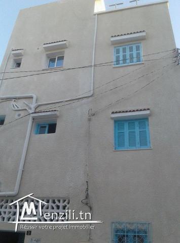 appartement S+2 à Ben gerden